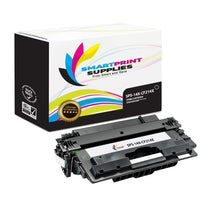 4 Pack HP 14X CF214X Replacement Black High Yield MICR Toner Cartridge by Smart Print Supplies