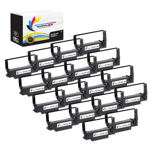 Epson ERC-30 Black Compatible Ribbon Cartridge by Smart Print Supplies
