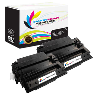 2 Pack HP 11X Q6511X Replacement Black High Yield MICR Toner Cartridge by Smart Print Supplies