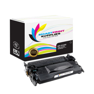 1 Pack HP 26X Black High Yield Toner Cartridge Replacement By Smart Print Supplies
