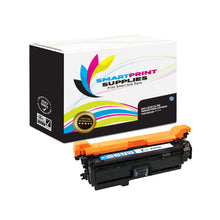 HP 504A/504X CE251A Premium Replacement Cyan Toner Cartridge by Smart Print Supplies