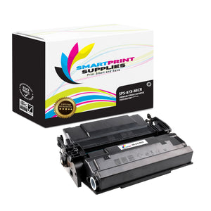 HP 87X CF287X Replacement Black High Yield MICR Toner Cartridge by Smart Print Supplies