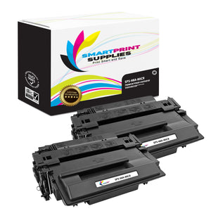 2 Pack HP 98A 92298A Replacement Black MICR Toner Cartridge by Smart Print Supplies