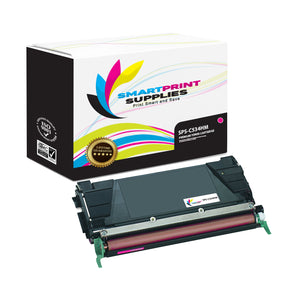 Lexmark C534HM Replacement Magenta Toner Cartridge by Smart Print Supplies