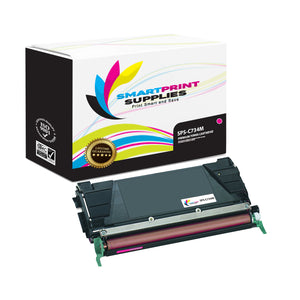 Lexmark C734 Replacement Magenta Toner Cartridge by Smart Print Supplies
