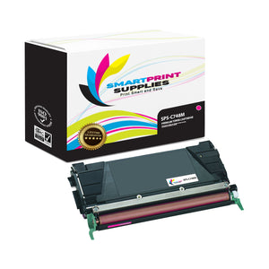 Lexmark C748 Replacement Magenta Toner Cartridge by Smart Print Supplies
