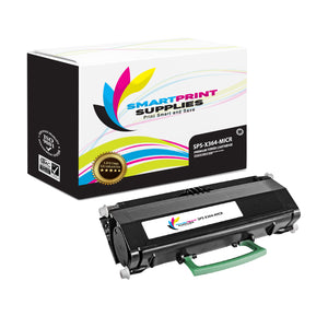 Lexmark X364 Replacement Black MICR Toner Cartridge by Smart Print Supplies