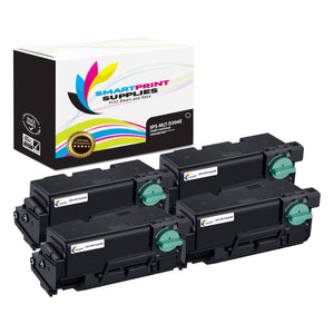 4 Pack Samsung MLT-D304 Black Super High Yield Toner Cartridge Replacement By Smart Print Supplies