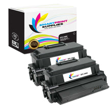 2 Pack Xerox Phaser 3400 Black Toner Cartridge Replacement By Smart Print Supplies