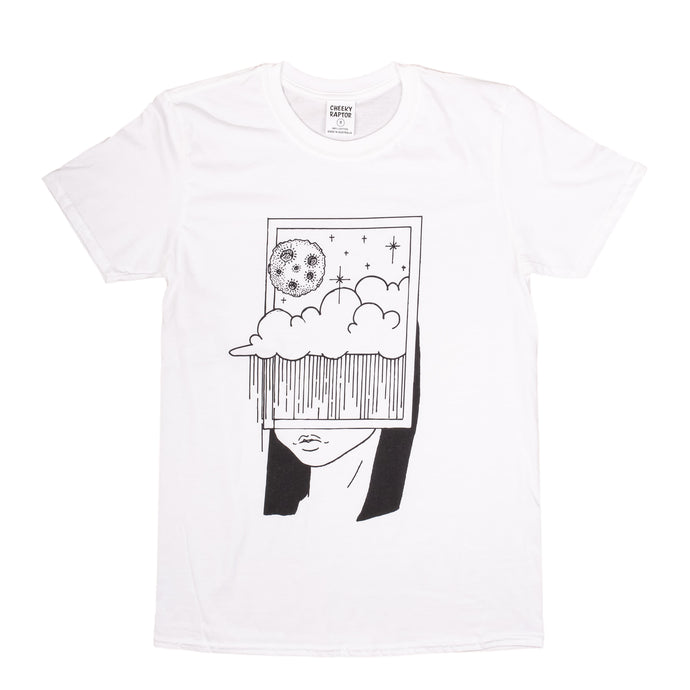 'Dark And Stormy' Cheeky Tee