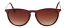 Viena Chocolate Brown Sunglass