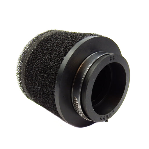 Air Filter - Ram Air Sponge - 43mm - Straight