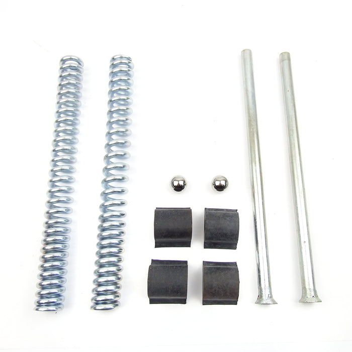 Lambretta - Fork Springs/Rods/Buffers And Balls Kit