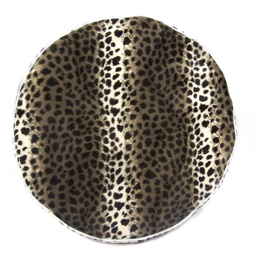 "10"" Leopard Skin Spare Wheel Cover"