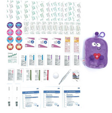 Owie! Adventure - 65 items - owiefirstaid ,  - First Aid Kit