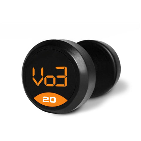 Vo3 Rubber End Dumbbells