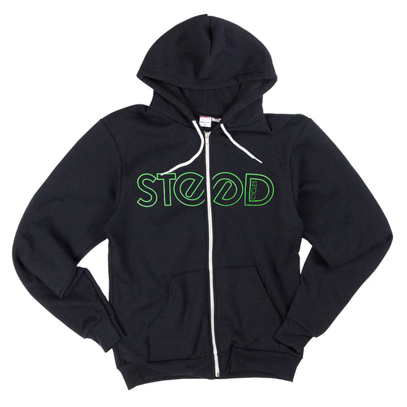 Steed Cycles American Apparel Hoody