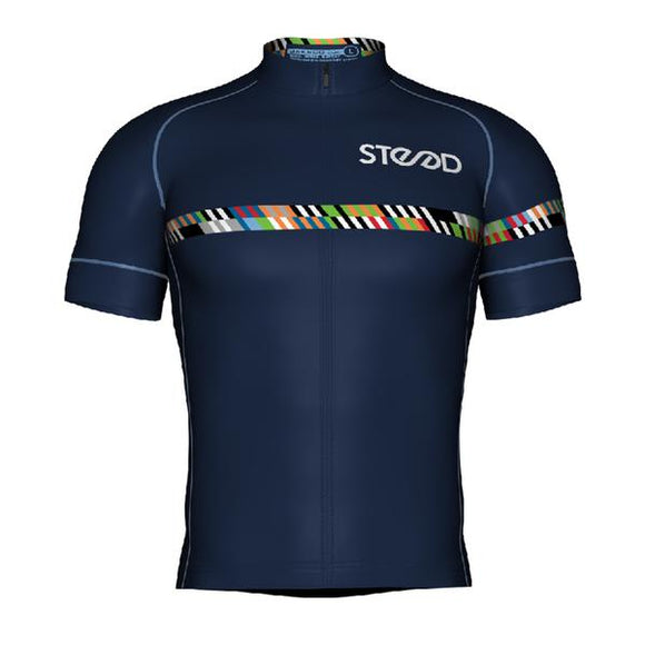 Steed Cycles Training Kit - Short Sleeve Tour Jersey Women's