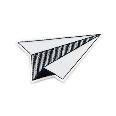 Airplane sticker patch
