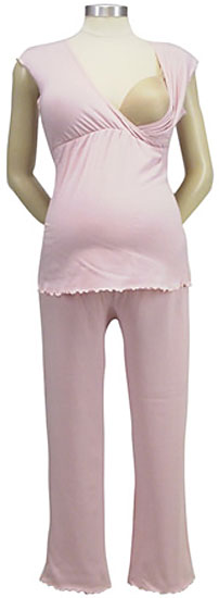 Japanese Weekend Maternity - Nursing Sleepwear