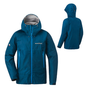 MONTBELL Women's RAIN DANCER  JACKET