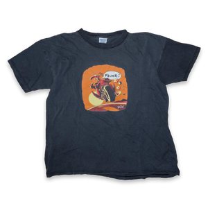 Rare Werner Illustration Print T-Shirt