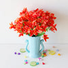 18 Heads Bouquet Artificial Lily Flowers Wedding Decorative Flowers - Cosplay Infinity