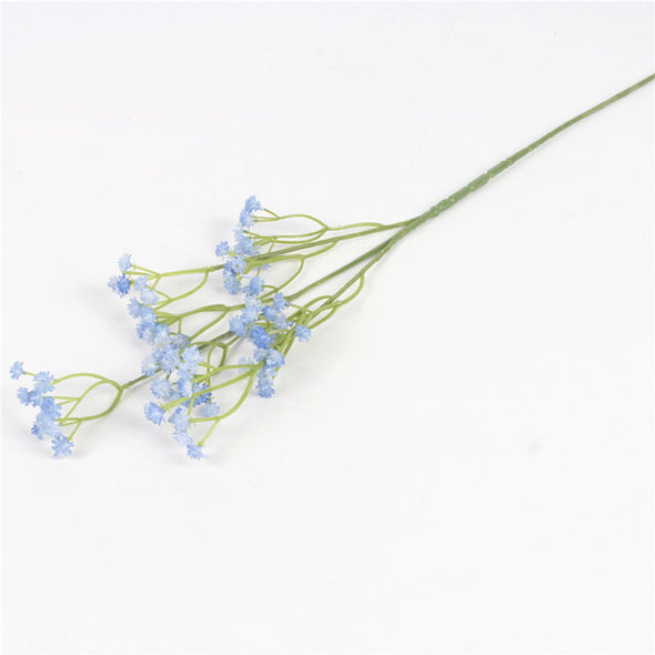 1PCS Rustic decoration artificial flower interspersion mantianxing decoration flower plastic flower for wedding home decorative