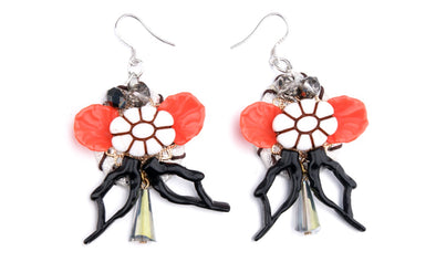 Really Arty Big Bees Drop Earrings For Women