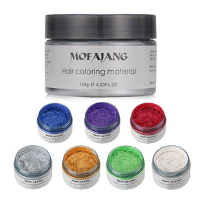 Colourful Hair Wax - Temporary Hair Dye - Cosplay Infinity