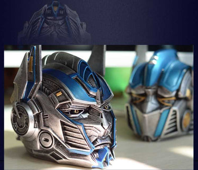 High Quality Optimus Prime Mask Helmet The Avengers Ashtray Container
