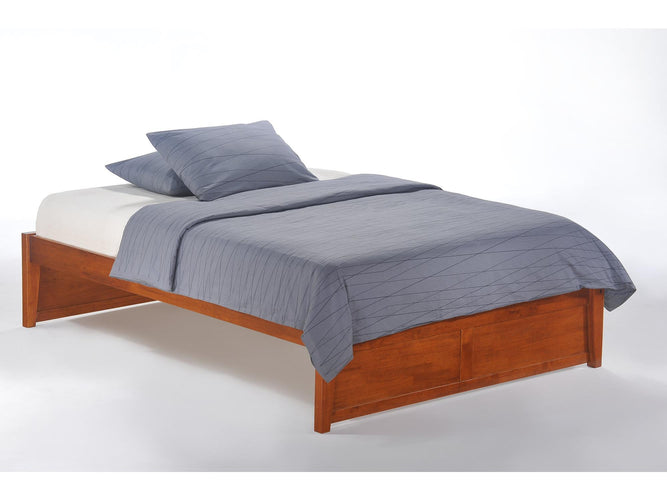 Full Basic Platform Bed (K Series)
