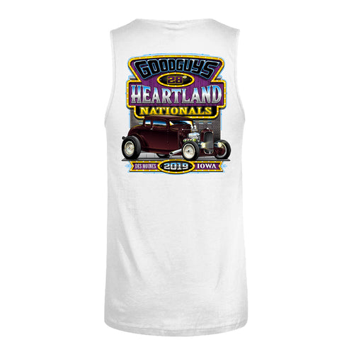 2019 Heartland Nationals Event Exclusive Tank