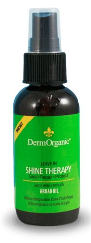 Derm Organic Argain Oil Leave-In Shine Therapy 3.38oz