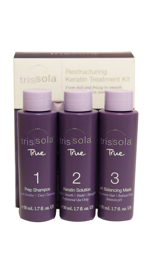 Trissola - Tru Reconstructing Keratin Treatment Kit 1.7oz