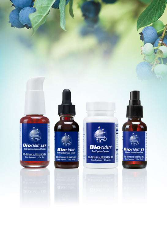 Biocidin® Formulas from Bio-Botanical Research