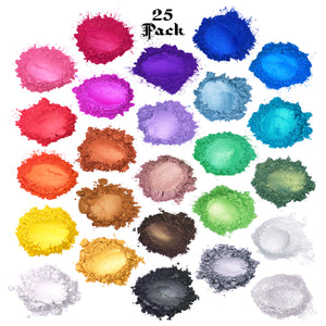 Dragon Dust Mica 25 Shade Set