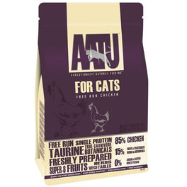 30% OFF 1kg: AATU Chicken Grain Free Dry Cat Food (Exp 17 Sep 19)