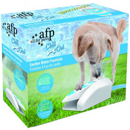 10% OFF: All For Paws Chill Out Garden Fountain