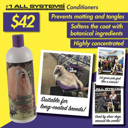 #1 All Systems Botanical Pet Conditioner