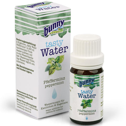 Bunny Nature Tasty Water Additive Peppermint 10ml