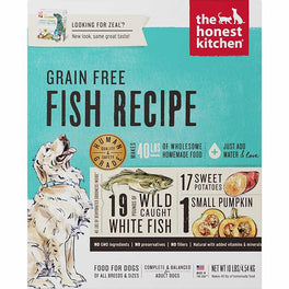 'FREE TREATS': The Honest Kitchen Zeal Grain Free Dehydrated Dog Food
