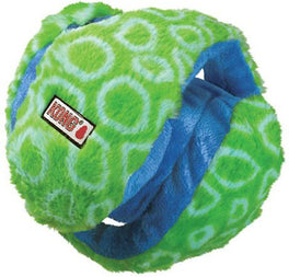 KONG Funzler Dog Toy Green/Blue