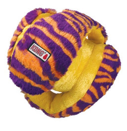 KONG Funzler Dog Toy Purple/Orange