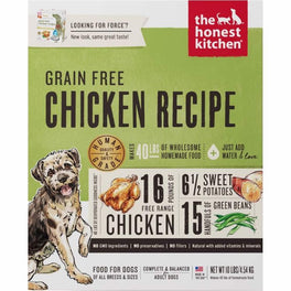 'FREE TREATS': The Honest Kitchen Force Grain Free Dehydrated Dog Food
