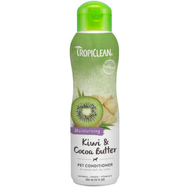 Tropiclean Moisturising Kiwi & Coca Butter Pet Conditioner 12oz