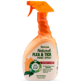 Tropiclean Natural Flea & Tick Home Spray 32oz
