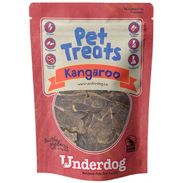 Underdog Kangaroo Air Dried Dog Treats 60g