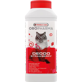 Versele Laga Oropharma Strawberry Scented Cat Litter Deodorant 750g