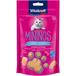 Vitakraft Mininos Fancy Jerky Cat Treats 40g